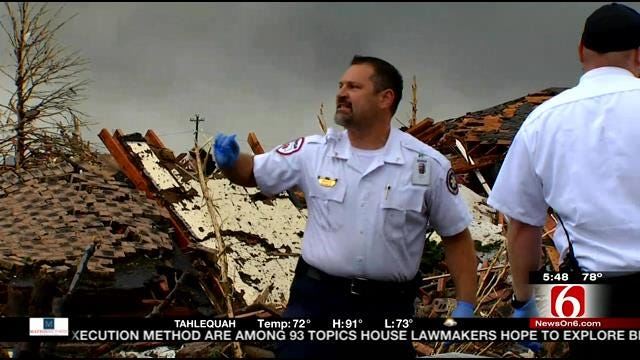 Tulsa Fire Department Trains For The Unthinkable