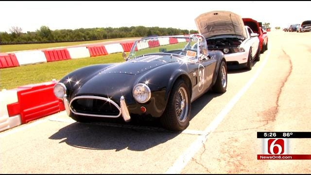 Annual Mid-America Ford Shelby Nationals In For 'Historic Weekend' In Tulsa