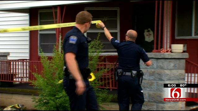 Spike In Violent Crime Keeps Tulsa Homicide Detectives Busy