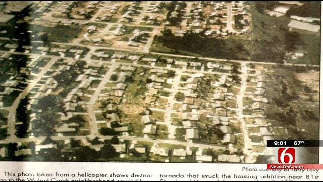 Remembering Oklahoma's Deadly 1974 Tornadoes