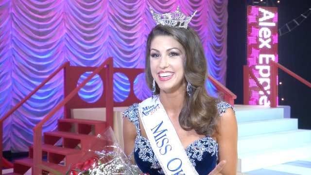 WEB EXTRA: Interview With New Miss Oklahoma Alex Eppler