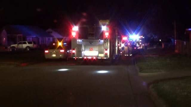 WEB EXTRA: Video From Scene Of Shooting In The 4700 Block Of East Jasper