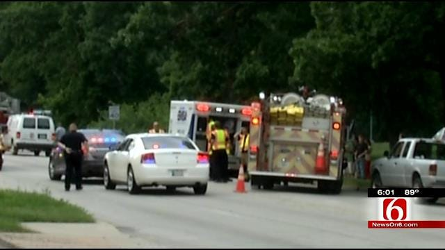 Tulsa Girl, 8, Recovering After Hit And Run