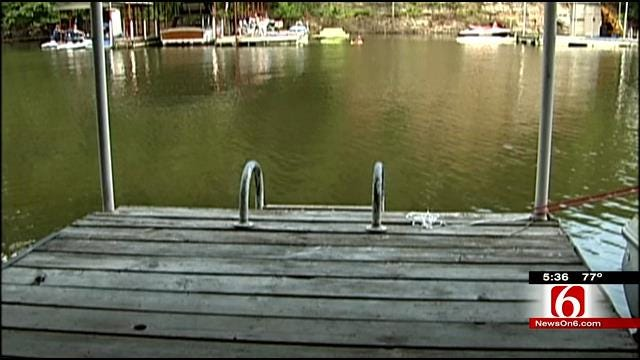 Lake Officials Warn Oklahomans About Dock Safety, Hazards