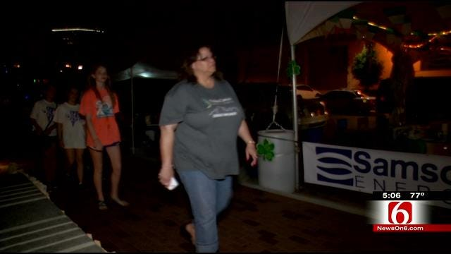 Tulsans Support Survivors, Pay Tribute To Lost With Relay For Life