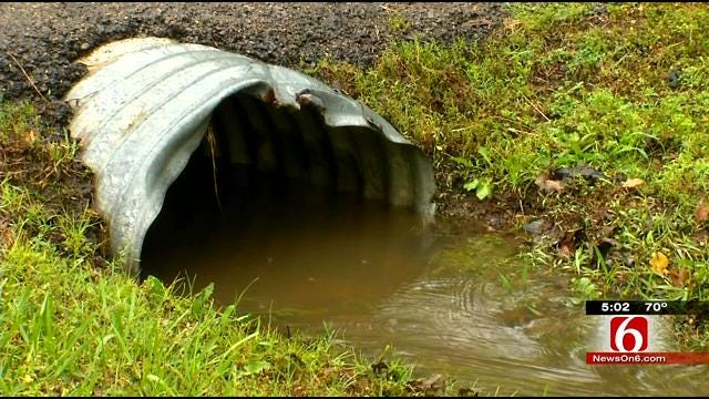 Fort Gibson Mayor To Address City Flooding Concerns