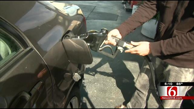 Experts Say Gas Prices Could Be Falling Soon