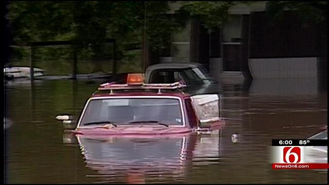 Tulsa's Response To '84 Memorial Day Flood Sets Engineering Standard