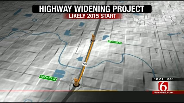 Plans In The Works To Relieve Congestion On Highway 169