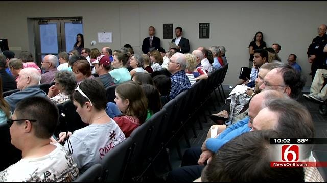 Tulsa City Council Hears From Public Over 2015 Budget