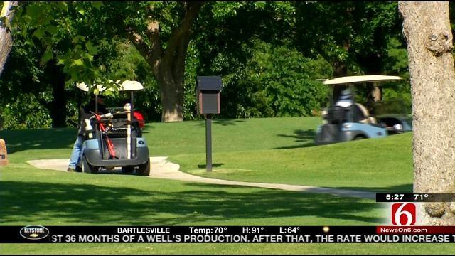 Tulsa Hosts Biggest Event In NCAA Women's Golf