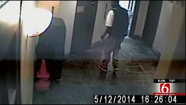 Owner: Surveillance Camera Captures Tulsa Restaurant Burglar On Video