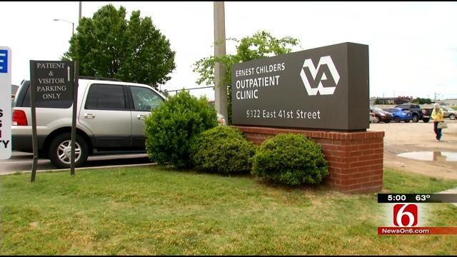 Audits Ordered For Oklahoma, U.S. Veteran's Hospitals
