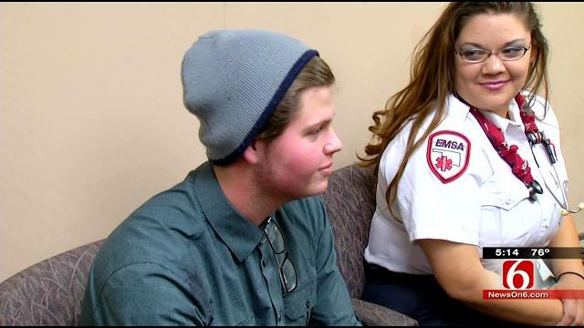 2 Years After Heart Failed, Bixby High Schooler Gets Diploma