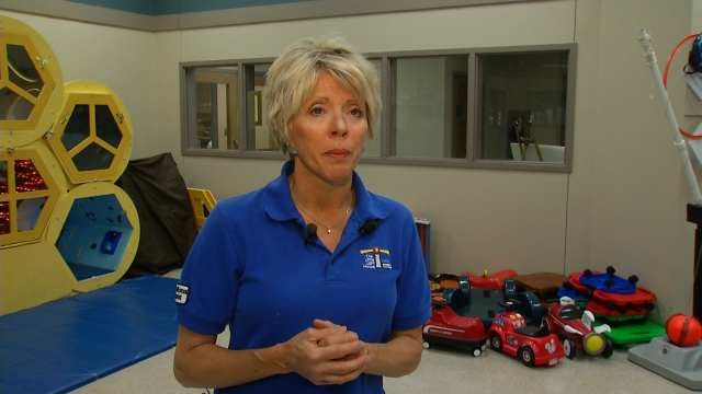 WEB EXTRA: Little Light House Occupational Therapist Anne McCoy Talks About The Center, TU Project