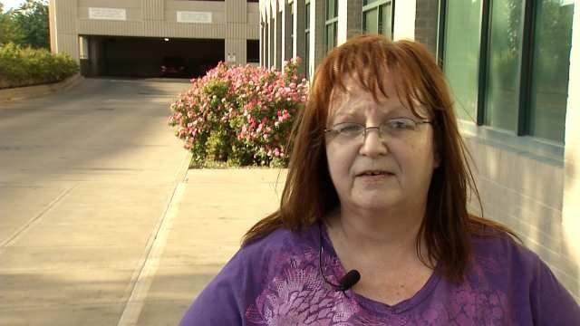 WEB EXTRA: Jeanne Parks Talks About Stolen Van