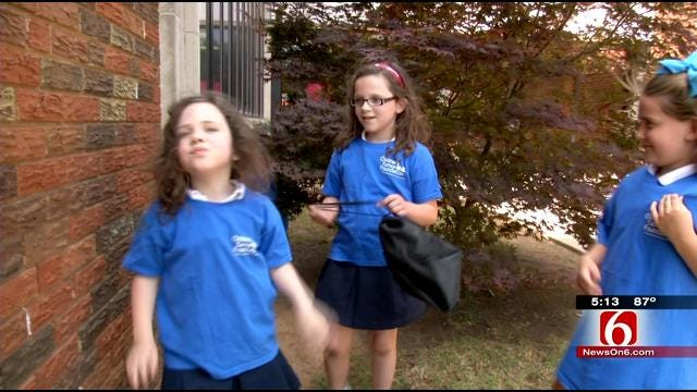 Monte Cassino Raises Money To Help Students With Rare Disorder