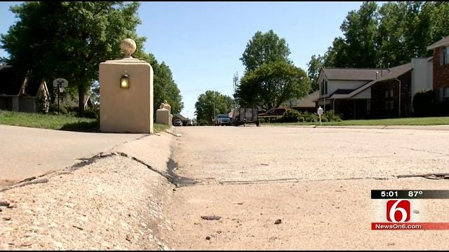 Child Abuse Suspect Kills Himself During Broken Arrow Standoff