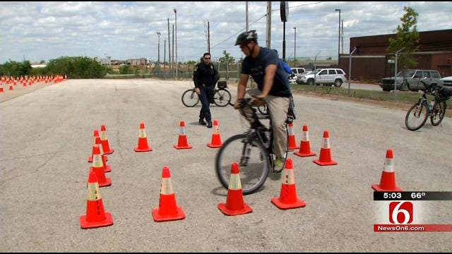 BA Police Increase Bike Patrol As Weather Improves