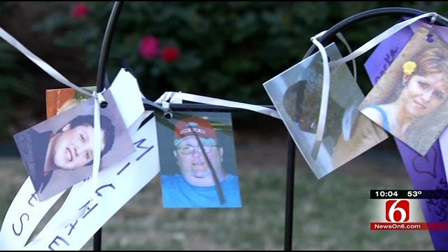 Families Gather In Tulsa To Remember Lost Loved Ones