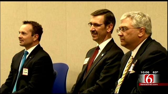 Candidates Vying For District Attorney Job Hold Debate