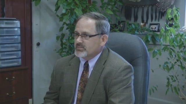 WEB EXTRA: Superintendent Monte Thomspon Of Wagoner Schools