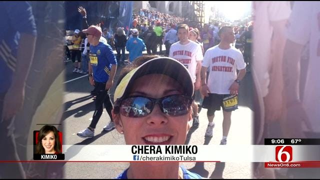 News On 6 Anchor, Runners Finish 118th Boston Marathon Strong