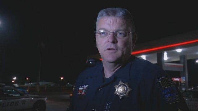 WEB EXTRA: Sergeant Darren Bristow On QT Robberies