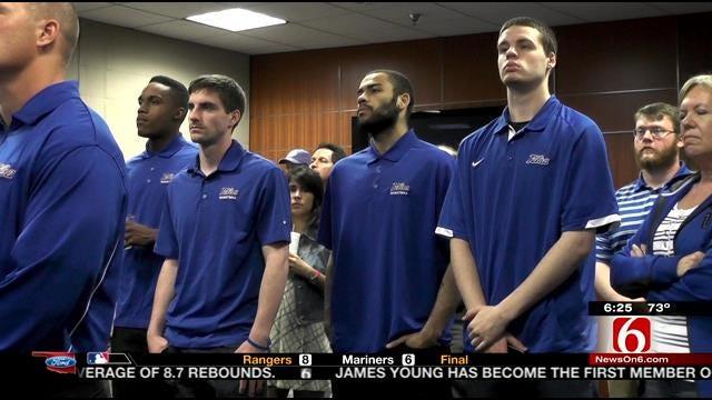 Tulsa Players React To Haith Hiring