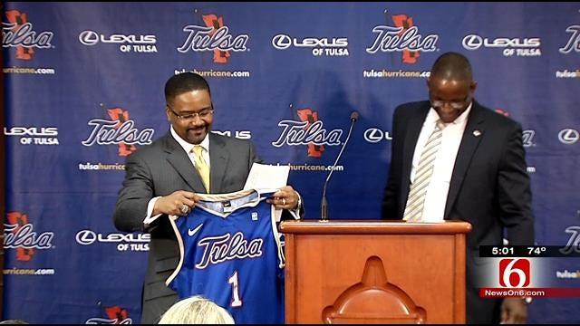 Tulsa Hires Frank Haith As Basketball Coach