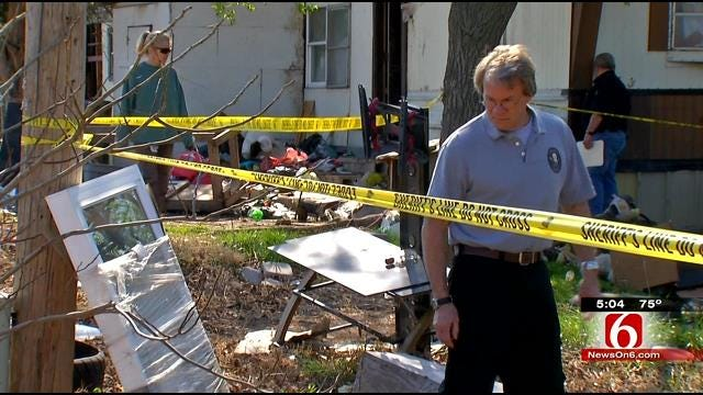 Delaware County Dig Ends Friday; No Remains Found
