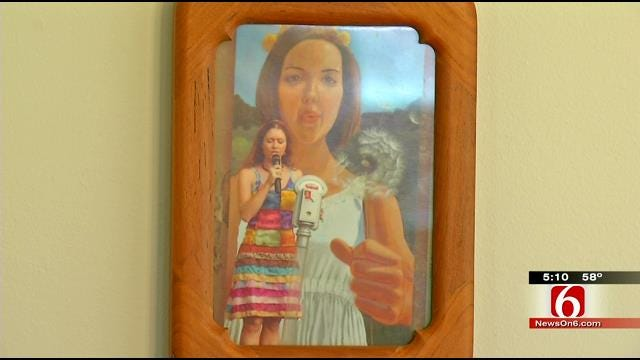 Tulsa Police Search For Clues After Pricey American Indian Artwork Is Stolen