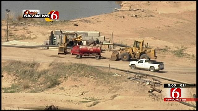 Broken Arrow Residents: Company's 24-Hour Dredging 'Disturbing The Peace'