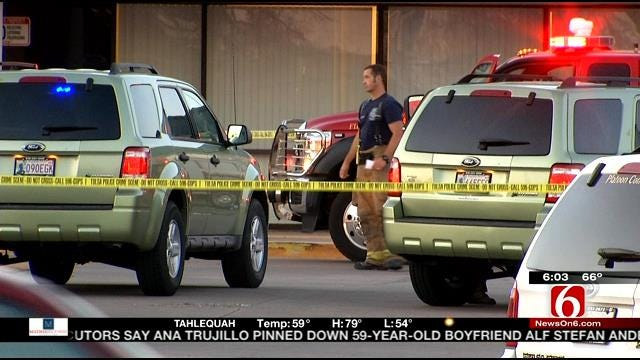 Alleged Shooter In Custody After Gilcrease Hills Homicide