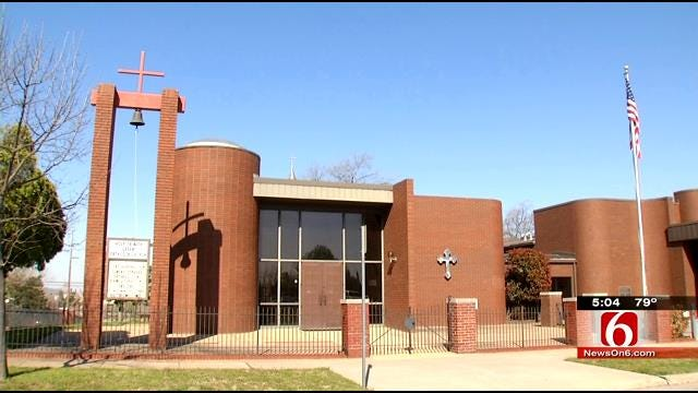 Tulsa Church Says Thieves Are Stealing Copper Tubing From Building