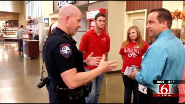 Green Country Teens Hold Meeting To Help Curb Drunk Driving
