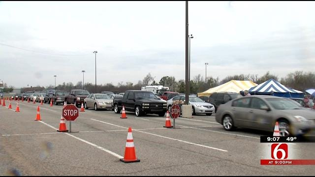 Annual Hazardous Waste Recycling Event A Hit Once Again
