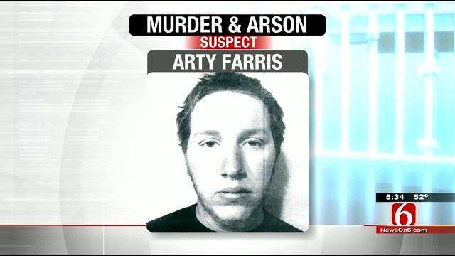 19-Year-Old Sequoyah County Man Arrested On Murder, Arson Complaints