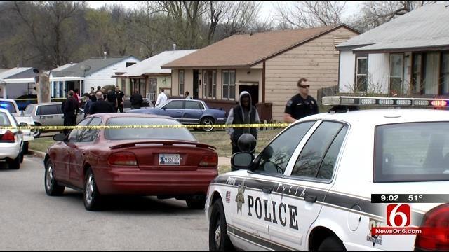 Two Hurt, One In Custody, In Tulsa Shooting