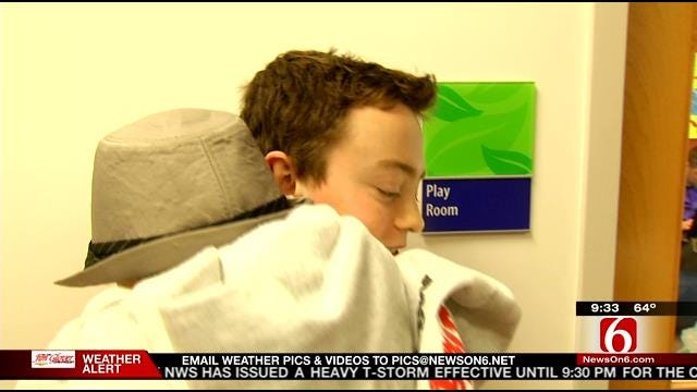Green Country Teen Cancer Free After Three Year Battle