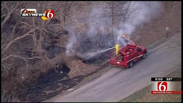 Fire Chief In Vera Vows To Catch Arsonist