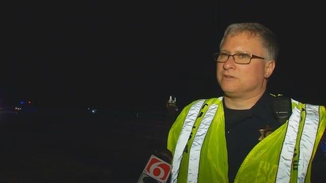 WEB EXTRA: Sergeant Steve Stoltz Talks About Wreck