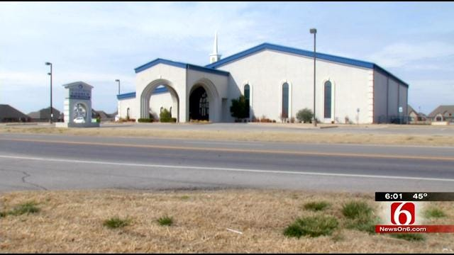 Owasso Church Adds Several Underground Shelters