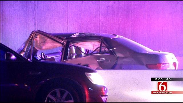 Tulsa Police Officer Witnesses 'Horrific' Fatal Wrong-Way Crash