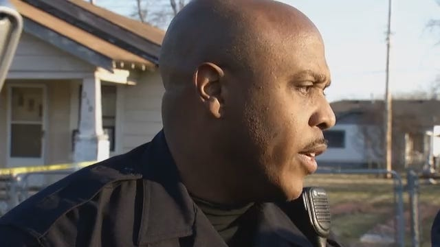 WEB EXTRA: Officer Leland Ashley Talks About Officer Involved Shooting