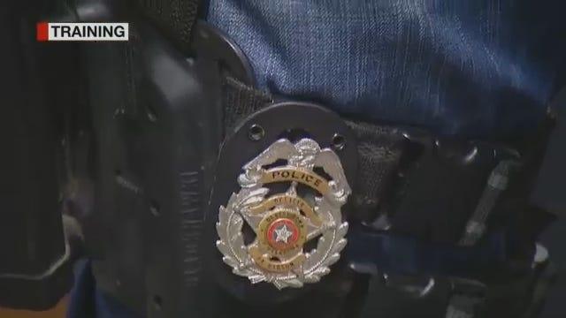 School Shooter Training Brings Back Memories For Fort Gibson Officer