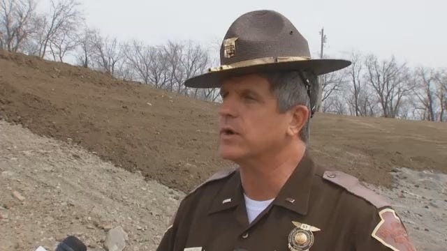 WEB EXTRA: OHP Lieutenant Ron Hamilton Talks About 1-44 Fatal Accident