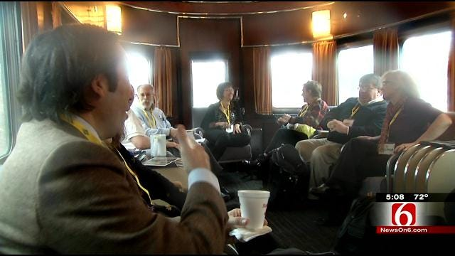 Committee Continues Push For Passenger Rail Between Tulsa, OKC