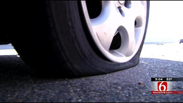Tulsans Can File, But May Not Get Reimbursed For Pothole Damage To Cars