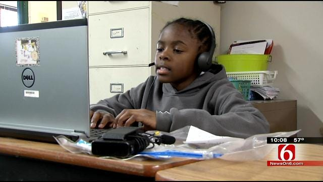 Reading Scores On The Rise At Tulsa Public Schools